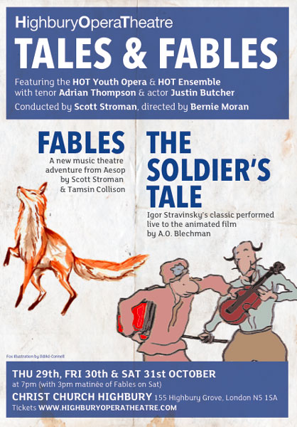 Fables - The Soldier's Tale
